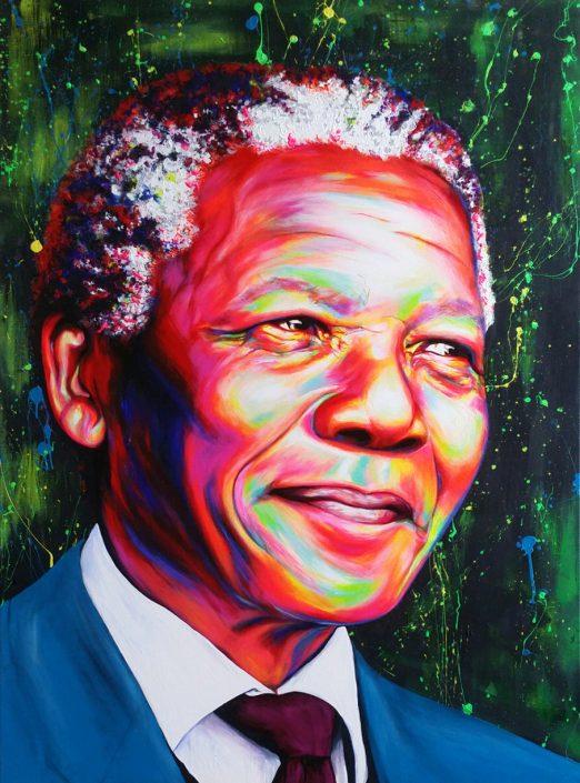 Mandela par Nathaly Vera